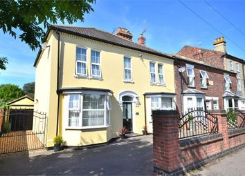 Thumbnail 5 bed link-detached house for sale in Goodwins Road, King's Lynn