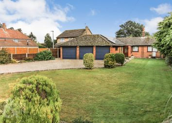 Thumbnail 2 bed detached bungalow for sale in Cucumber Lane, Brundall, Norwich