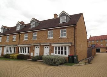Thumbnail 3 bed end terrace house to rent in Heathcotes, Maidenbower, Crawley