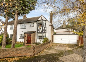Thumbnail 3 bed semi-detached house for sale in Dennis Park Crescent, London