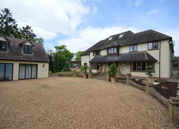 Thumbnail 6 bed detached house for sale in Sudborough, Kettering
