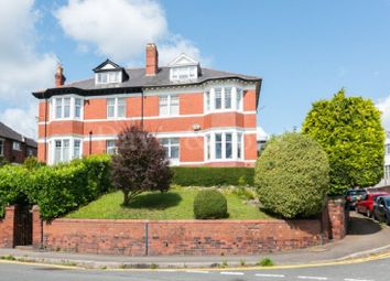 Thumbnail 2 bed flat for sale in 8 Fields Road, Newport, Gwent.