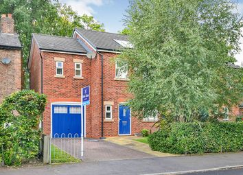 Cotton Hill, Withington, Manchester M20. 3 bed semi-detached house