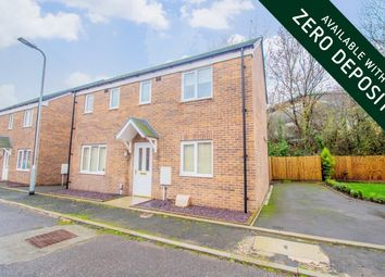 Thumbnail 3 bed property to rent in Sabre Close, Duffryn, Newport