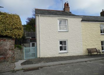 Thumbnail 2 bed cottage to rent in Quay Road, St Austell, Cornwall