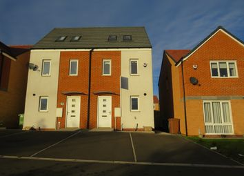 Thumbnail 3 bed semi-detached house to rent in Osprey Way, Hartlepool