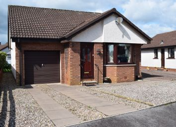 Thumbnail 2 bed detached bungalow for sale in Dinwiddie Drive, Dumfries