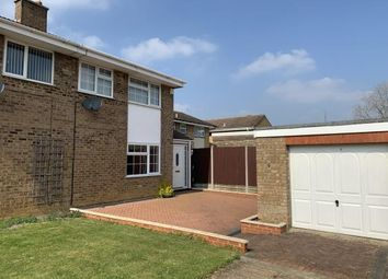 Thumbnail 3 bed semi-detached house for sale in Lime Road, Yardley Gobion, Towcester, Northamptonshire