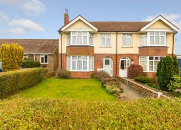 Thumbnail 4 bed semi-detached house for sale in Stirling Road, Chichester