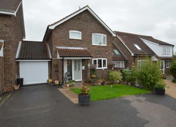 Thumbnail 3 bed detached house for sale in Sunny Close, New Costessey, Norwich