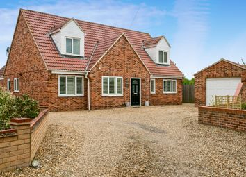 Thumbnail 4 bed property for sale in Wisbech Road, Manea, March