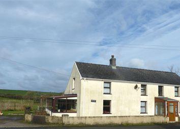 Thumbnail 2 bed detached house for sale in Porth Y Rhyd, Efailwen, Clynderwen, Sir Gaerfyrddin