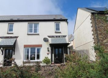 Thumbnail 3 bed end terrace house for sale in Gwithian Road, St. Austell
