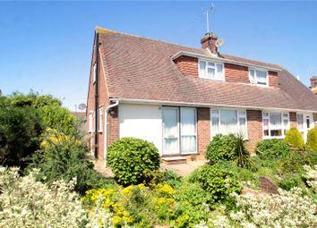 Thumbnail 2 bed semi-detached house for sale in Horsham Road, Littlehampton