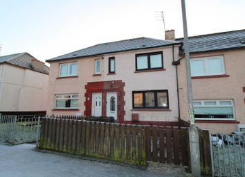 Thumbnail 3 bed terraced house to rent in Clapperhowe Road, Motherwell, North Lanarkshire