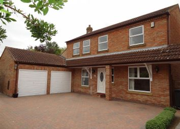 Thumbnail 5 bed detached house for sale in Main Street, Knapton, York