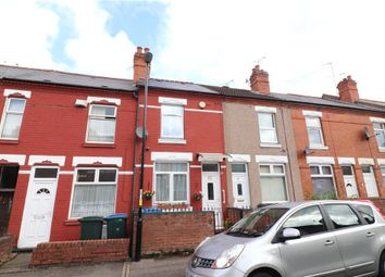 Thumbnail 2 bed terraced house for sale in Harley Street, Coventry, West Midlands