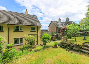 Thumbnail 2 bed semi-detached house for sale in Hennock, Bovey Tracey, Newton Abbot