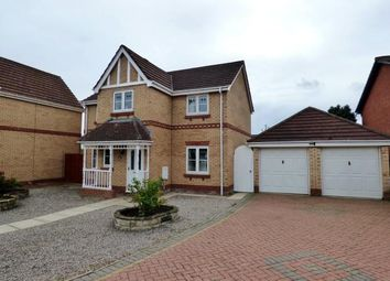 Thumbnail 4 bed detached house for sale in Drumburgh Avenue, Carlisle, Cumbria