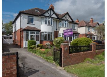 Thumbnail 6 bed semi-detached house for sale in Otley Old Road, Leeds