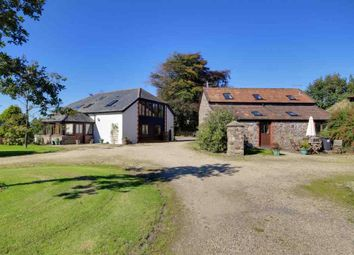 Thumbnail 7 bed detached house for sale in Bratton Fleming, Barnstaple
