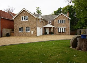 Thumbnail 5 bedroom detached house for sale in New Road, King's Lynn