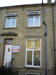 Thumbnail 3 bed terraced house to rent in Blacker Road, Birkby, Huddersfield