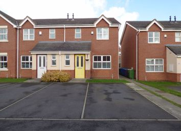 Thumbnail 3 bed town house for sale in Mildenhall Close, Great Sankey, Warrington