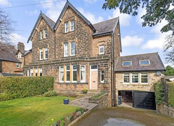 Thumbnail 4 bedroom semi-detached house for sale in Kent Road, Harrogate, North Yorkshire