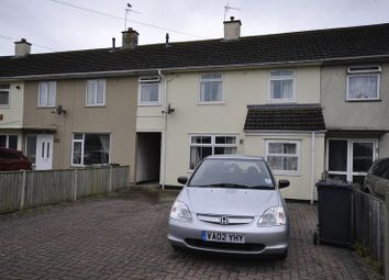 Thumbnail 3 bed terraced house to rent in Sandyleaze, Longlevens, Gloucester