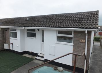 Thumbnail 2 bed terraced bungalow to rent in Belmont Park, Pensilva