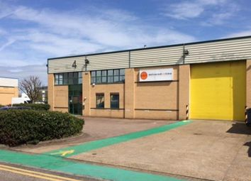Thumbnail Light industrial to let in Unit 4, Mercury Centre, North Feltham Trading Estate, Feltham, Middlesex