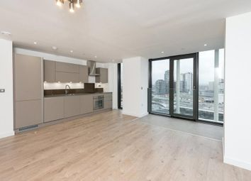 Thumbnail 2 bed flat to rent in Stratosphere, 55 Great Eastern Road, London