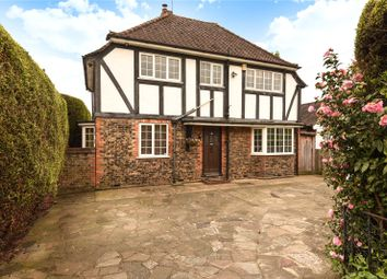 Thumbnail 4 bed property for sale in Peachey Close, Uxbridge, Middlesex