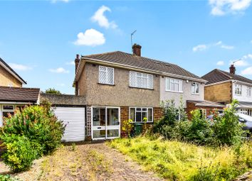 Thumbnail 3 bed semi-detached house for sale in Hurstwood Avenue, Bexley, Kent