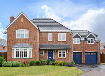 Thumbnail 5 bed detached house for sale in Wayside Drive, Roughley/Mere Green, Sutton Coldfield