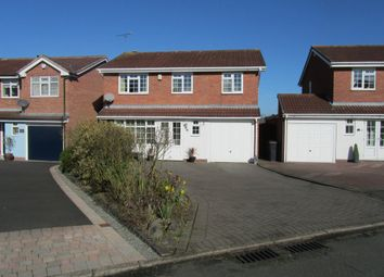 Thumbnail 4 bed detached house for sale in Gleneagles Close, Nuneaton