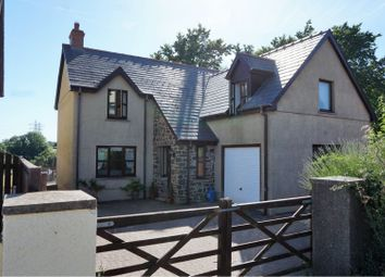 Thumbnail 4 bed detached house for sale in West Street, Milford Haven