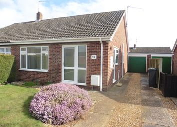 Thumbnail 2 bedroom semi-detached bungalow to rent in North Park, Fakenham