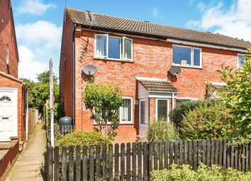 Thumbnail 2 bed end terrace house for sale in William Way, Toftwood, Dereham