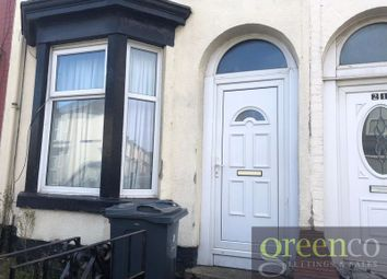 Thumbnail Terraced house for sale in Ruskin Street, Liverpool