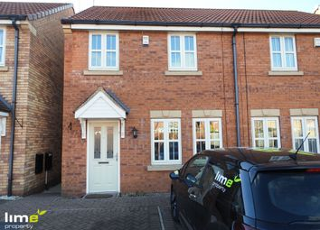 Thumbnail 3 bed end terrace house to rent in Pools Brook Park, Kingswood