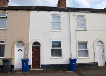 Thumbnail 2 bed terraced house for sale in Clarence Street, Burton-On-Trent, Staffordshire