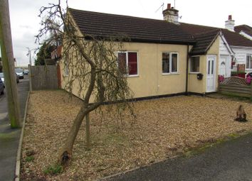 Thumbnail 3 bed semi-detached bungalow for sale in Dobney Avenue, Queniborough, Leicester