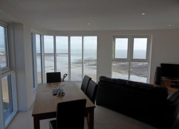 Thumbnail 2 bed flat to rent in Meridian Tower, Trawler Road, Swansea