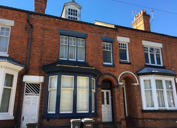Thumbnail 4 bed property to rent in Stretton Road, Leicester