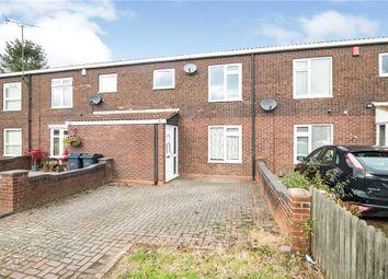 Thumbnail 3 bed terraced house for sale in Redburn Drive, Druids Heath, Birmingham