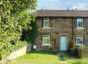 Thumbnail 1 bedroom end terrace house for sale in Birkby Lodge Road, Huddersfield, West Yorkshire