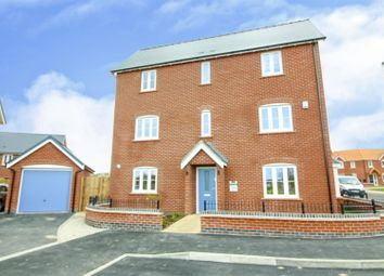Thumbnail 5 bed detached house for sale in Plot 39, The Wetherby, Field Farm, Stapleford
