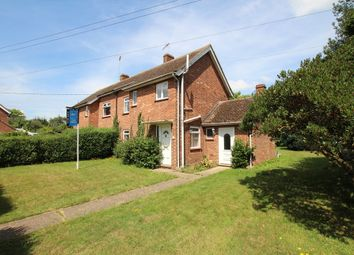Thumbnail 2 bedroom semi-detached house for sale in Gernon Road, Ardleigh, Colchester